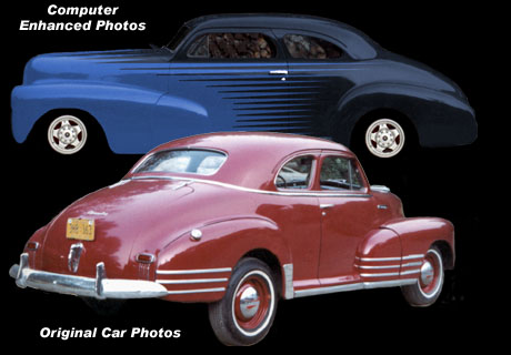 My 48 Chevy Fleetmaster Coupe
